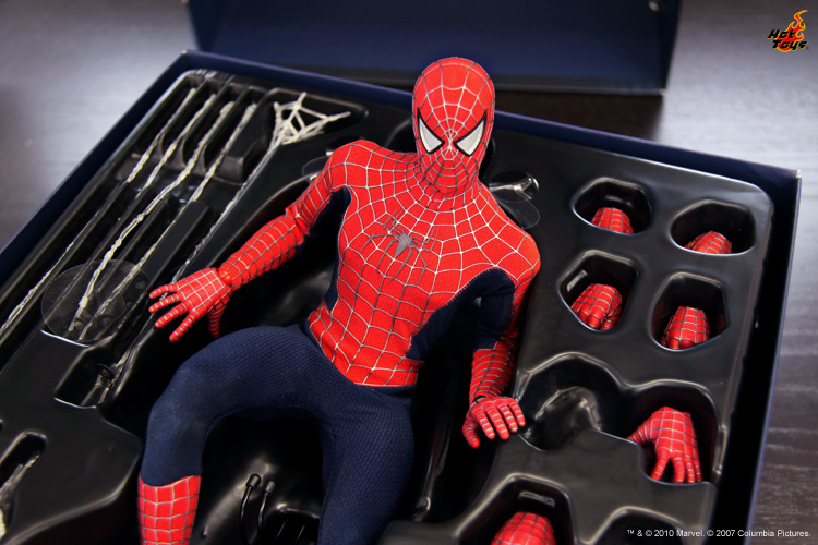 Man hot spider toys amazing